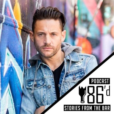 86'd #9 – Todd Collins – When pools and 40's go wrong