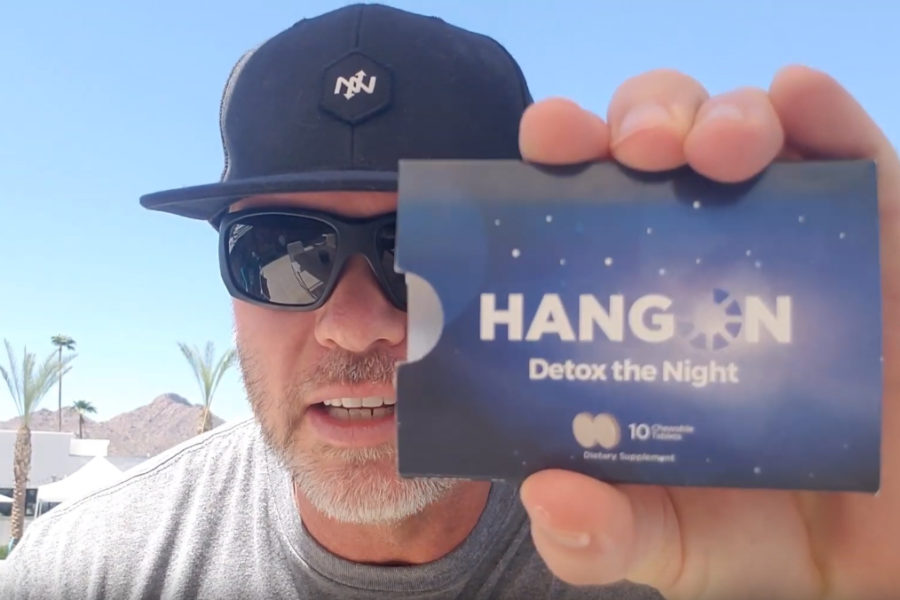 Hang On Hangover Relief
